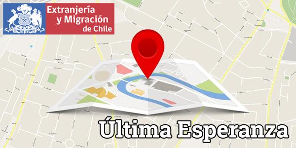 Oficinas en Última Esperanza – Dirección, horarios y teléfonos.